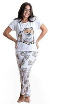 Dog pomeranian pajama set with pants for women - $35.00