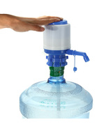 Manual Hand Pump for Drinking Water Containers-Ideal for Preppers - $12.95