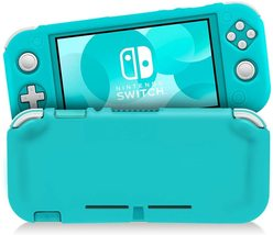 Nintendo Switch Lite Console Turquoise  blue Portable Game console Japan  - $420.00