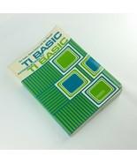 Introduction to TI Basic Computer Programming TI99/4 1988 Inman Zamora A... - $39.99