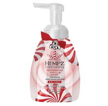 Hempz Peppermint Vanilla Swirl Herbal Foaming Hand Wash, 8oz