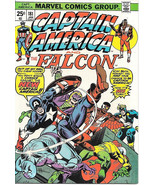Captain America Comic Book #181 New Capt America 2nd NOMAD Marvel 1975 N... - $96.67