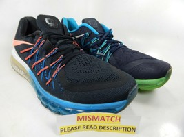 PLEASE READ Nike Air Max 2015 Size 14 M (D) EU 48.5 Men's Running Shoes 698902