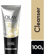 Olay Total Effects Anti Ageing Face Wash Cleanser, 100 Gm Free Shipping - $11.41