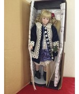 """Paul Crees & Peter Coe doll, inspired of August Renoir """"Jeanette""""[a*4] COA - $220.00"""