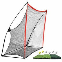 Golf Net Bundle Golf Practice Net 10x7 feet with Golf Chipping Nets Golf... - $230.13+