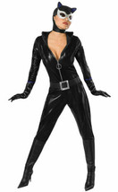 SECRET WISHES OFFICIAL CATWOMAN SIZE X-SMALL - NEW!!!!! - $64.05