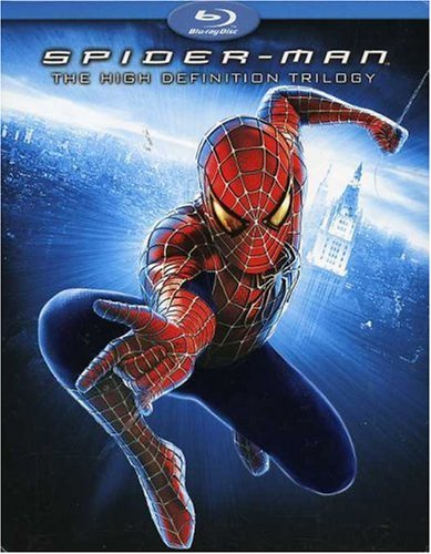 Spider-Man: The High Definition Trilogy  [Blu-ray] (2006)