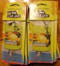 12 new yankee candle classic car jar air freshener margarita time - $26.00
