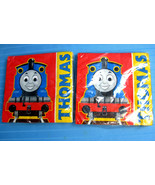 Thomas the Train Beverage Cocktail Party Napkins 16 Count 2PLY Hallmark ... - $10.99