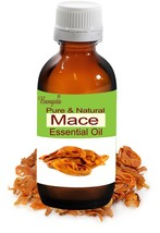 Mace Pure Natural Undiluted Essential Oil 10 ml Myristica fragrans by Bangota - $10.72