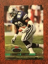 1993 Topps Stadium Club #85 Emmitt Smith Dallas Cowboys Football Card - $0.99