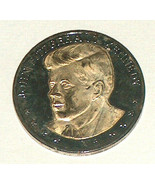 1985 John F. Kennedy American Presidents Anniversary Coin GD - $12.07