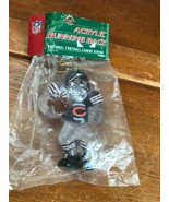 NFL Acrylic Chicago Cubs Running Back Football Player Christmas Tree Orn... - $12.19