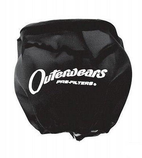 Outerwears Air Box Airbox Cover LTZ400 KFX400 DVX400 LTZ KFX DVX 400 LT Z400 Blk