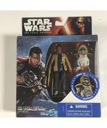 "Star Wars The Force Awakens Finn Starkiller 3.75"" Action Figure w/Missio... - $8.90"
