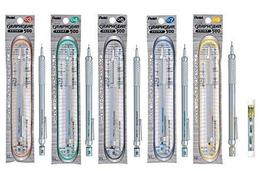 Pentel The Full Set of Packaged Graph Gear 500 Mechanical Drafting Pencil, 0.3,  - $115.14