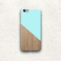 Tiffany Blue Mint Phone Case 3D Case for iPhone Samsung & Other Case - $7.00