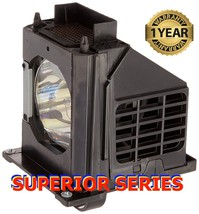 Mitsubishi 915B441001 Superior Series LAMP-NEW & Improved Technology For WD82738 - $59.95