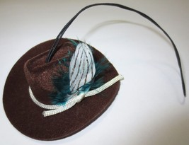 Country Western MINI Cowboy Hat Auto Car Truck ... - $14.84