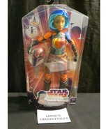 Star Wars The Last Jedi Forces of Destiny Sabine Wren Disney Hasbro figu... - $41.78