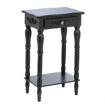 Colonial Carved Side Table - $105.34