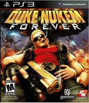 Duke Nukem Forever, (PlayStation 3, PS3) Video Game Complete, Like New! - $14.99