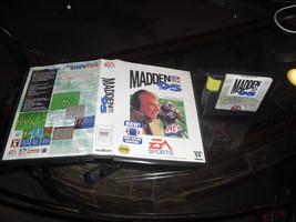 Madden NFL 95 (Sega Genesis, 1994) - $5.89