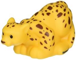 Fisher-Price Little People Leopard Animal Zoo Wildlife Safari Figure Toy image 2