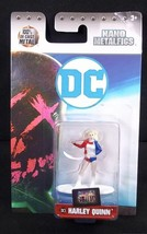 "Jada Dc Nano Metalfigs Diecast DC5 Suicide Squad Harley Quinn 1.5"" New - $3.75"