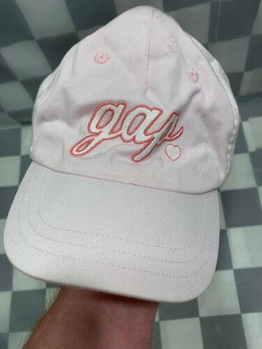 GAP Pink Toddler 2-3 Years Baseball Cap Hat
