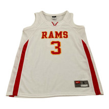RAMS #3 SLEEVELESS JERSEY BY NIKE TEAM APPAREL- Size Small White  - $18.46