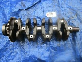 2008 Honda Accord K24A8 crankshaft assembly K24 engine motor OEM crank R40 - $249.99