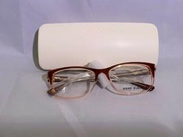 Anne Klein Honey Blush AK5068 726 Rx Eyeglass Frames Brand New $179 Msrp - $29.02