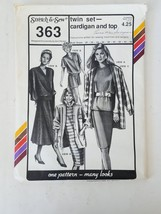 Stretch & Sew 363 Twin Set - $8.90
