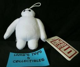 "Disney Big Hero 6 White Nurse Baymax 5 1/2"" plush figure stuffed toy Ban... - $18.04"