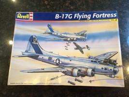 Vintage Revell 1/48 B-17G Flying Fortress Kit 04569 New Open Box - $37.36