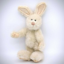 Boyds Bears Collection Vintage Fluffy Bunny Plush The Archive Series Rab... - $37.61
