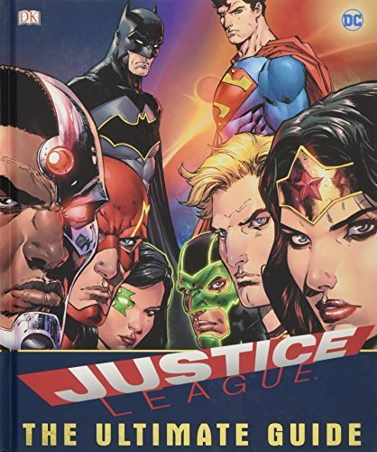 DC Comics Justice League The Ultimate Guide [Hardcover] Walker, Landry