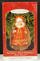 Hallmark Ornament RED QUEEN ALICE IN WONDERLAND Madame Alexander 1999 NIB - $14.95