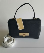 Michael Kors Callie Medium Leather Satchel Bag ... - $137.19