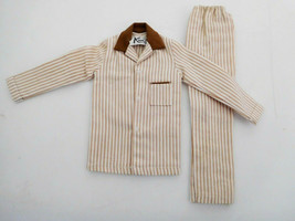 Vintage 1961-63 Tagged TM Label Ken Sleeper Set 2 Piece Pajamas PJ's  - $9.99