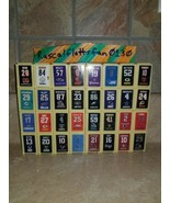 2018 NFL FOOTBALL TEENYMATES SERIES 7 COMPLETE SET OF 32 LOCKERS!!! NEW!!! - $72.00
