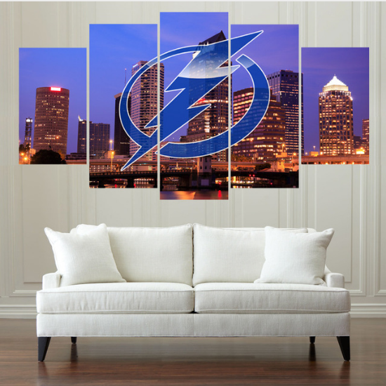 Tampa Bay Lightning Room Decor