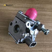 Carburetor For Cub Cadet BC210 BC280 CC212 CS202 SS270 string trimmer Air filter image 2