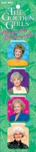 The Golden Girls TV Series Set of 4 Different Magnetic Bookmarks NEW SEALED - $4.99
