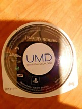 Transformers: The Game (Sony PSP) UMD Disc Only - $4.94