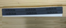 New Unisex Adidas Running HEADBAND Dark Gray Adidas Logo One Size All Sport - $6.00