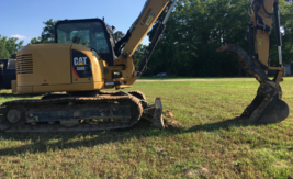 2015 CAT 308E2 CR SB For Sale in Baytown, Texas 77523 image 2