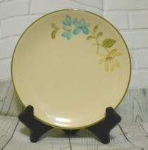 Two Vintage Franciscan Earthenware Daisy Bread Dessert  Plates 6 1/4 - $9.52